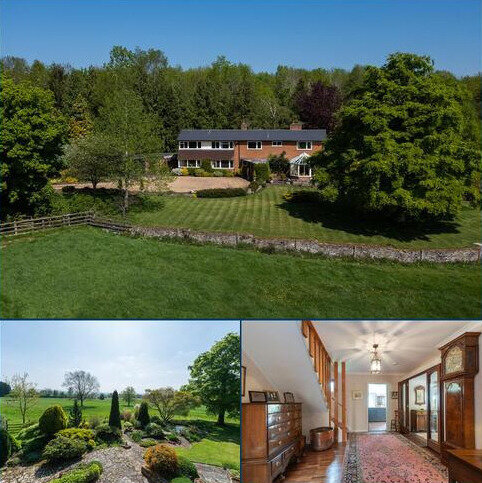 5 bedroom detached house for sale - Redhill, Alcester, Warwickshire, B49