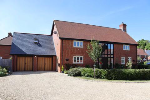 4 bedroom detached house for sale - Pooles Meadow, Ogbourne St George