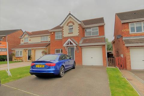 4 bedroom detached house for sale - Balmoral Drive, Peterlee, SR8 1QP