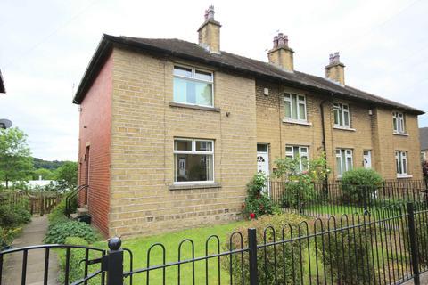 2 bedroom townhouse for sale - 8 Glenfield Avenue, Deighton, Huddersfield HD2 1UG