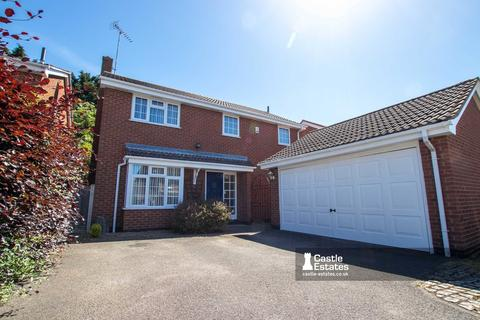 4 bedroom detached house to rent - Sharnford Way, WOLLATON, Nottinghamshire, NG9 3LZ