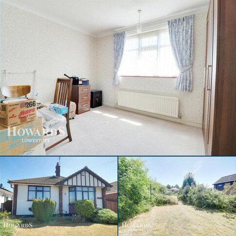 2 bedroom detached bungalow for sale - Longden Avenue, Lowestoft
