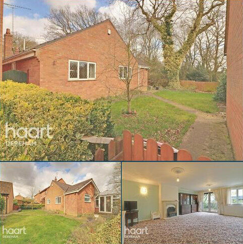 2 bedroom bungalow for sale - Maple Close, Beetley