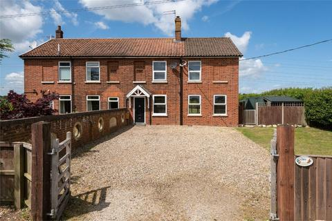 3 bedroom semi-detached house for sale - Keepers Cottages, White Horse Lane, Arminghall, Norwich, Norfolk