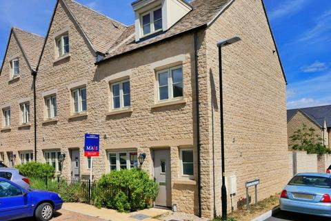 4 bedroom semi-detached house to rent - Nightingale Way, SOUTH CERNEY