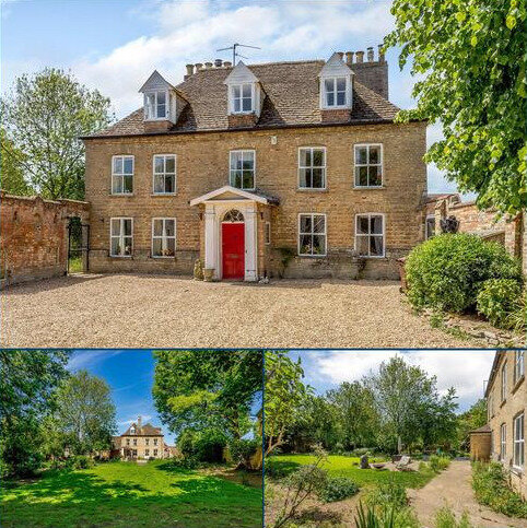 6 bedroom character property for sale - Crawford House, South Street, Crowland, Peterborough, PE6