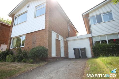 3 bedroom detached house to rent - Chancellors Close, Edgbaston, B15