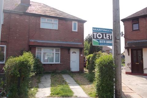 3 bedroom semi-detached house to rent - Eadie Grove, Crewe
