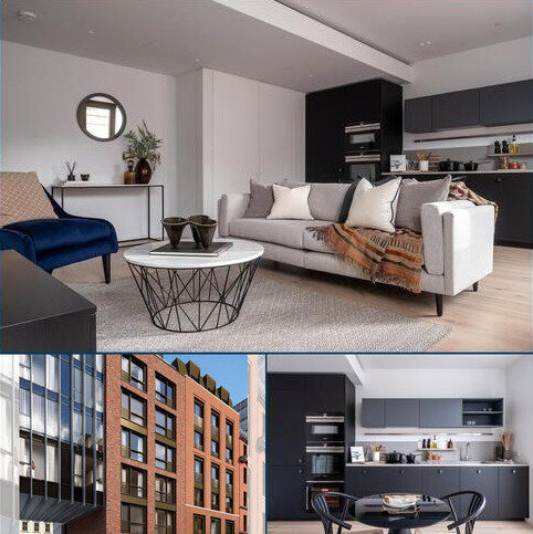 1 bedroom flat for sale - Barts Square, 56 West Smithfield, Smithfield Market, City Of London, EC1A
