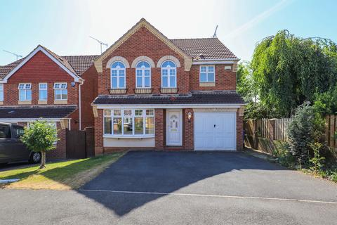 4 bedroom detached house to rent - Ryan Drive, Sheffield