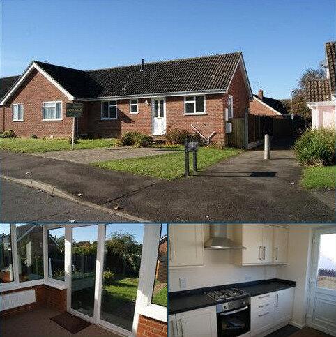 2 bedroom semi-detached bungalow to rent - Canon Pugh Drive, Acton