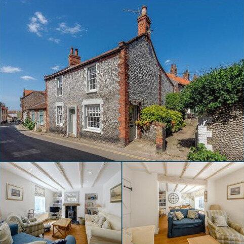 3 bedroom end of terrace house for sale - High Street, Blakeney, Holt, Norfolk, NR25