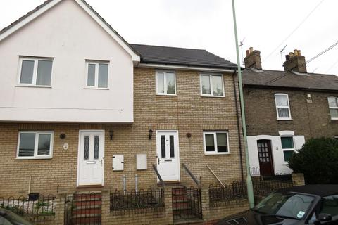 2 bedroom end of terrace house for sale - Creeting Road West, Stowmarket
