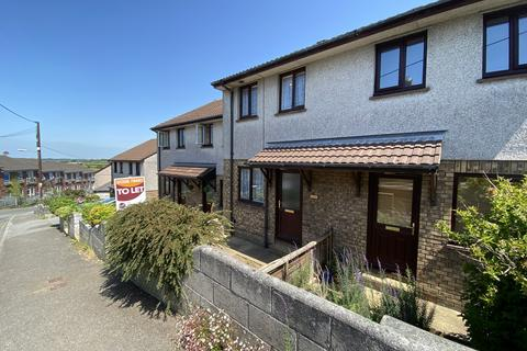2 bedroom terraced house to rent - Robartes Road, Bodmin, PL31