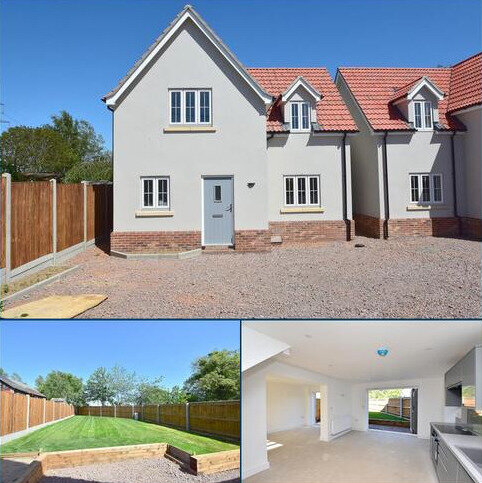 3 bedroom detached house for sale - Old Norwich Road, Ipswich, IP1 6LQ