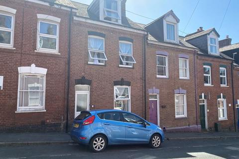 4 bedroom terraced house to rent - Newtown, Exeter