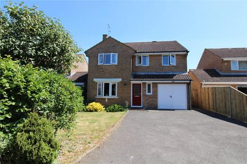 4 bedroom detached house for sale - Cromwell, Freshbrook, Swindon, Wiltshire, SN5