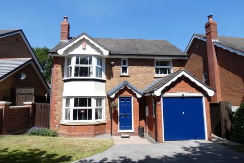 4 bedroom detached house for sale - Plainview Close, Aldridge /  Streetly Boarder