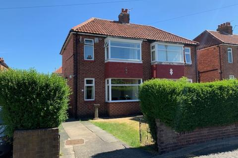 3 bedroom semi-detached house to rent - Doxford Gardens, North Fenham