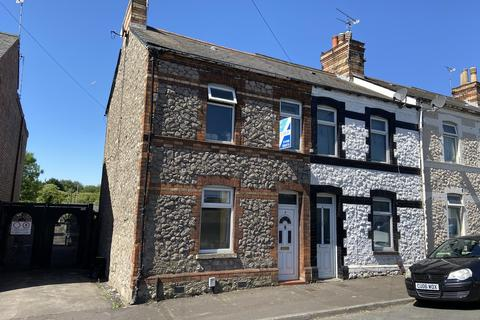2 bedroom end of terrace house for sale - Riverside Place, Cadoxton