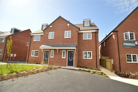 3 bedroom semi-detached house for sale - Plot 5 Appletree Court, Lidgett Lane, Garforth