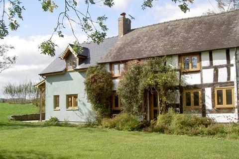 4 bedroom detached house to rent - Llanfechain, Powys