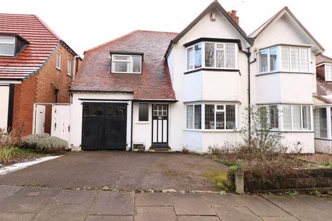 3 bedroom semi-detached house to rent - Pereira Road, Birmingham