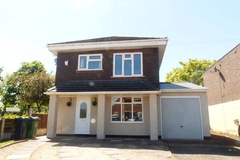 3 bedroom detached house for sale - King George Crescent, Rushall