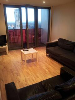 2 bedroom flat to rent - Icona Point, 58 Warton Road, Stratford, Olympic Village, London, E15 2LE
