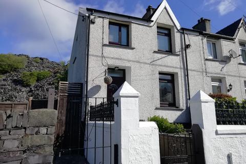 2 bedroom end of terrace house for sale - Kinmel Terrace, Nantlle, Caernarfon, LL54