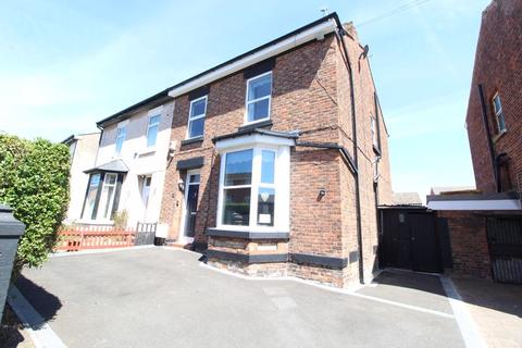 4 bedroom semi-detached house for sale - Seymour Street, Tranmere