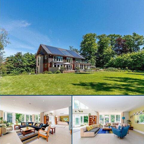 5 bedroom detached house for sale - Odiham Road, Winchfield, Hook, Hampshire, RG27