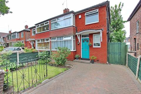 3 bedroom semi-detached house for sale - Merton Road, Prestwich, Manchester
