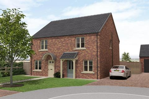 2 bedroom semi-detached house for sale - Plot 4, Maple Fields, Huby