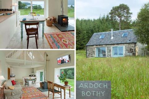 1 bedroom house to rent - LOCH KISHORN, STRATHCARRON