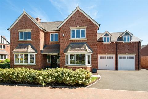 5 bedroom detached house for sale - Buckingham Way, Stratford-Upon-Avon, Warwickshire