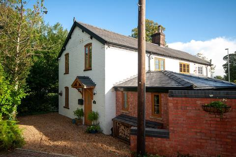 3 bedroom cottage for sale - 45 Beach Road, Hartford, Northwich, CW8