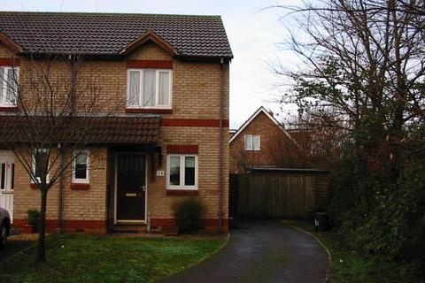 2 bedroom semi-detached house to rent - Chaffinch Drive,Cullompton,Devon,