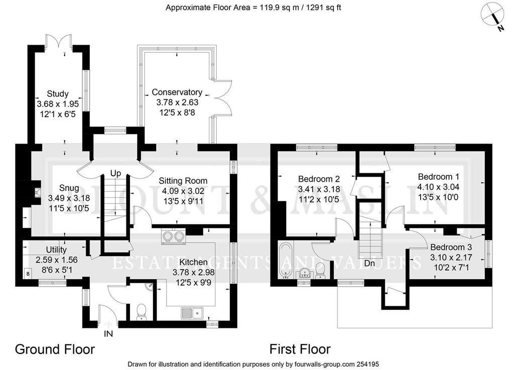 Floorplan: 1 Swallett Farm Cottage 254195 fp.jpg