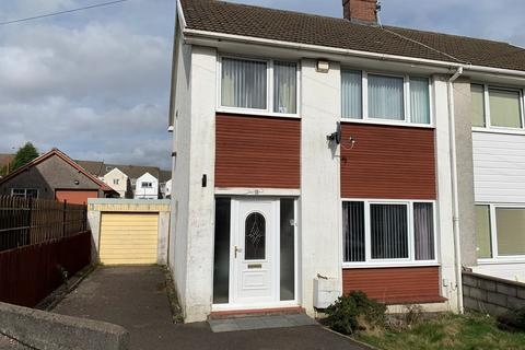3 bedroom semi-detached house for sale - Harlington Road, Cwmdu, Swansea, SA5
