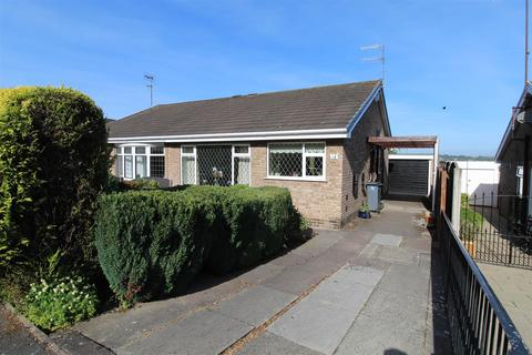 2 bedroom semi-detached bungalow for sale - Brentwood Grove, Stockton Brook, Stoke on Trent