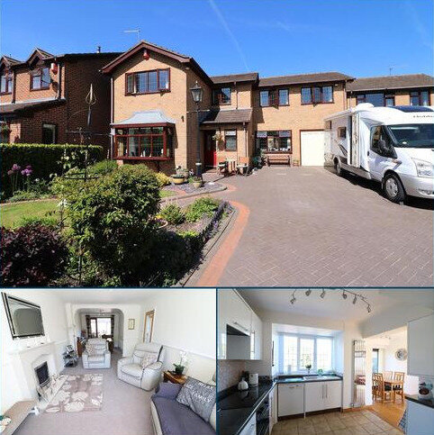 4 bedroom detached house for sale - 3 Dorian Way, Endon, Stoke-On-Trent