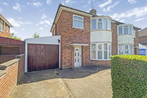 3 bedroom semi-detached house for sale - Charlecote Avenue, Leicester