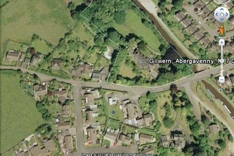 Residential development for sale - Llanelly Church Road, Gilwern, Abergavenny, NP7