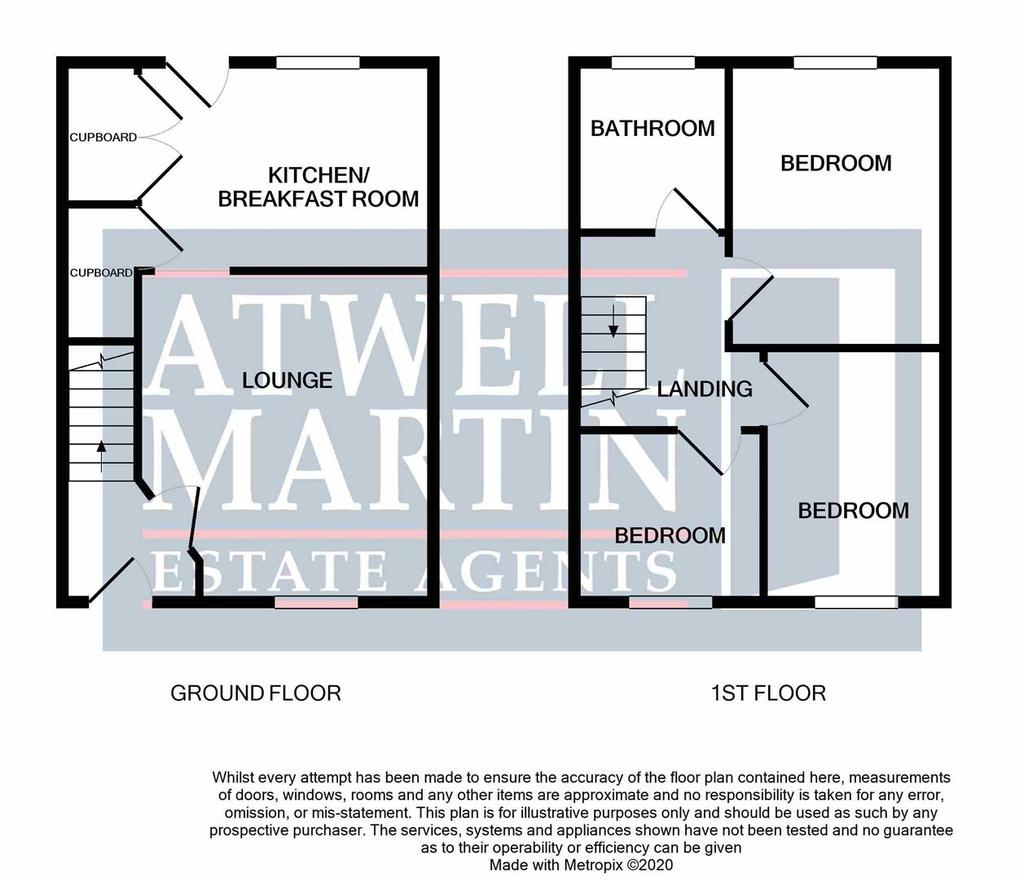 Floorplan: Marshal Street Chippenham