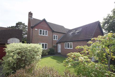 4 bedroom detached house for sale - Barrow View, Ferndown