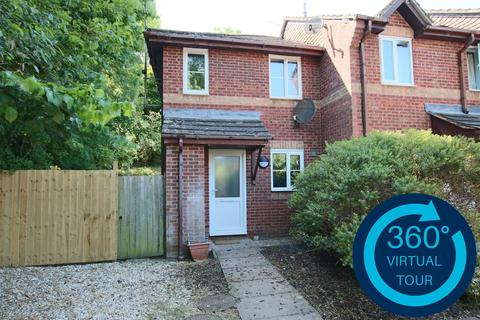2 bedroom end of terrace house to rent - Halses Close, Exwick, Exeter