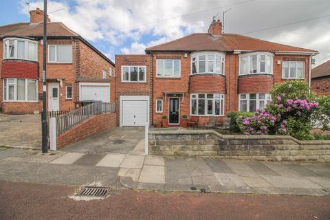 4 bedroom semi-detached house for sale - Longridge Avenue, Newcastle Upon Tyne