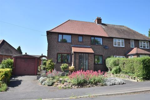 3 bedroom semi-detached house for sale - Lime Avenue, Breadsall, Derby