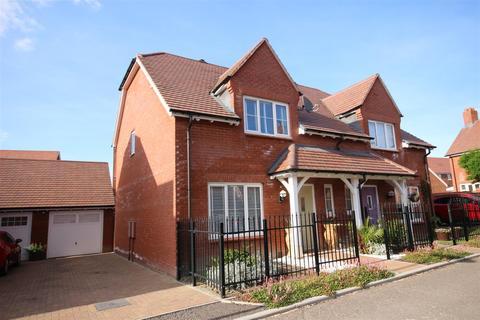 3 bedroom semi-detached house for sale - Rossetti Lane, Tadpole Garden Village, Swindon